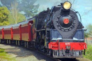 locomotive leader