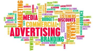 Marketing and advertising mediums.